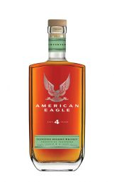 American Eagle 4 Year Old Tennessee Bourbon Whiskey 70cl