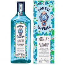 Bombay Sapphire English Estate 70cl Giftbox