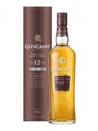 Glen Grant 12 Year Old Whisky 1 Litre