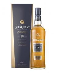 Glen Grant 18 Year Old Whisky 1 litre