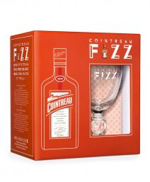 Cointreau 35cl With Glass Giftset