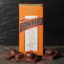 Cointreau Liqueur Chocolate Bar 100g