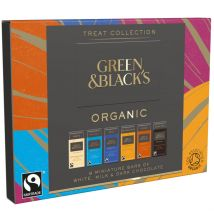 Green & Blacks Organic Treats Collection 90g