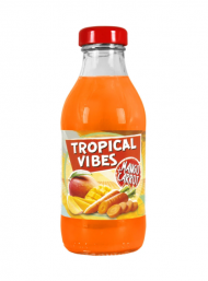 Tropical Vibes Mango & Carrot 15 x 300ml