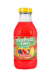 Tropical Vibes Paradise Punch Lemonade 15 x 300ml