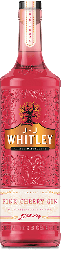 JJ Whitley Pink Cherry Gin 70cl