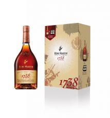 Remy Martin 1738 Ice Mould 70cl Giftpack