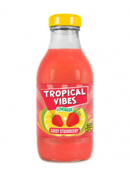 Tropical Vibes Sassy Strawberry Lemonade 15 x 300ml