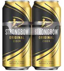 Strongbow Original Cider 24 x 440ml