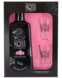 Tequila Rose 50cl Giftset