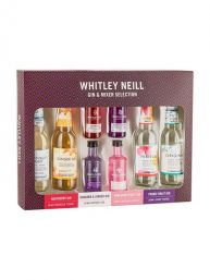 Whitley Neill Gin & Mixer Selection Pack