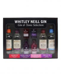 Whitley Neill Gin & Double Dutch Tonics Giftpack