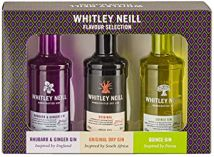 Whitley Neil Flavour Selection Giftset 3x5cl