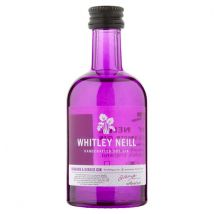 Whitley Neill Rhubarb & Ginger Gin 5cl