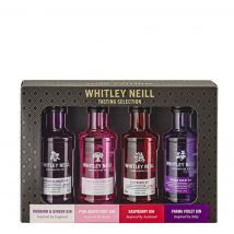Whitley Neill Tasting Selection 4 x 5cl